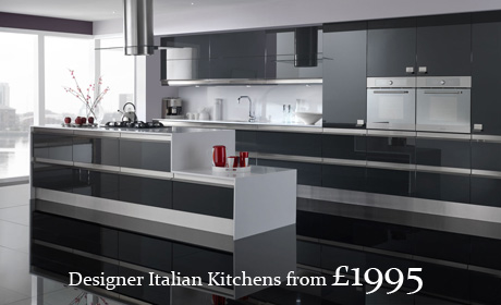 Kitchen Units Doors Handles Italian Fitted Kitchens Range